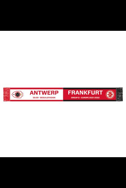 RAFC Sjaal Antwerp - Frankfurt