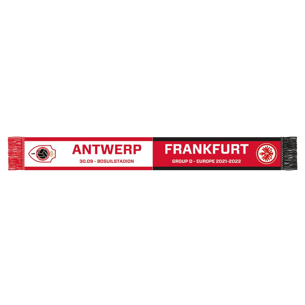 RAFC Sjaal Antwerp - Frankfurt-1