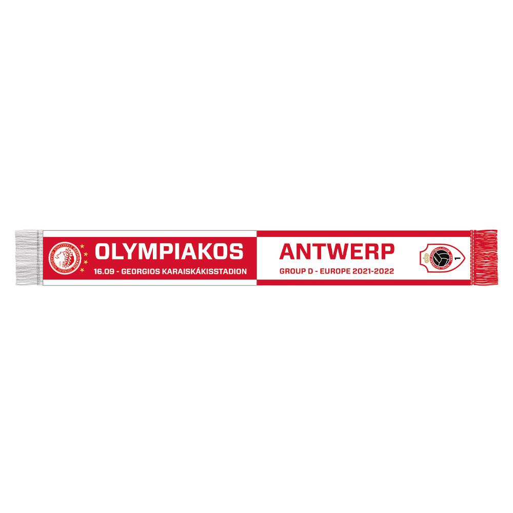 RAFC Sjaal Antwerp - Olympiakos-2