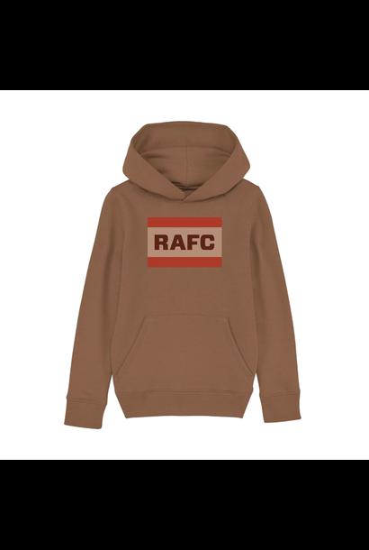 RAFC Hoodie Caramel - Kids