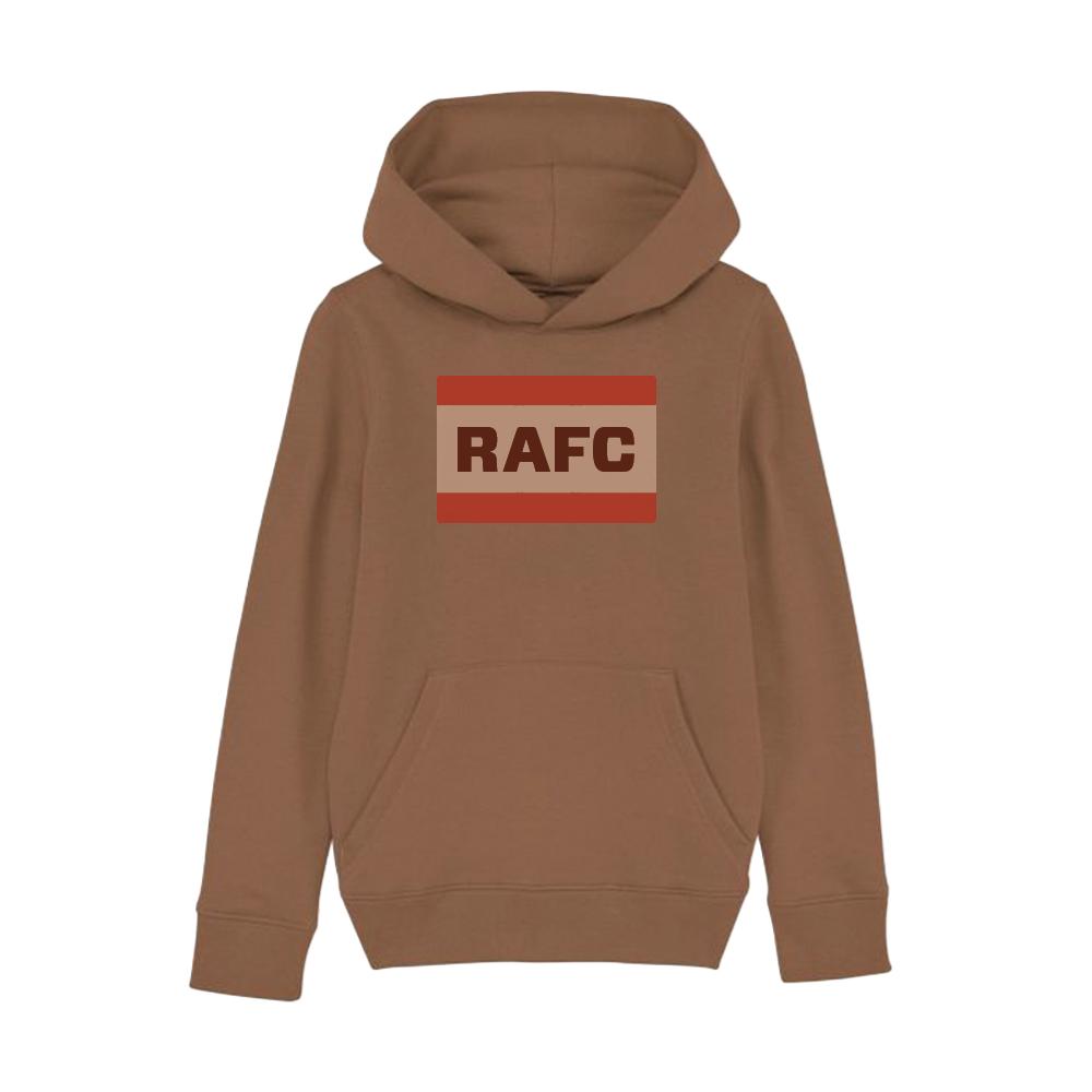 RAFC Hoodie Caramel - Kids-1