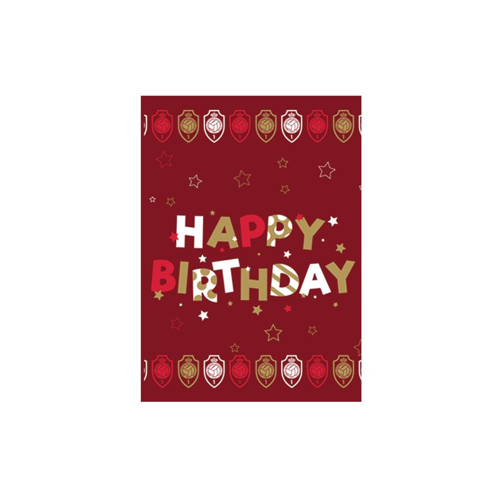 RAFC Verjaardagskaarten (6 stuks)-2