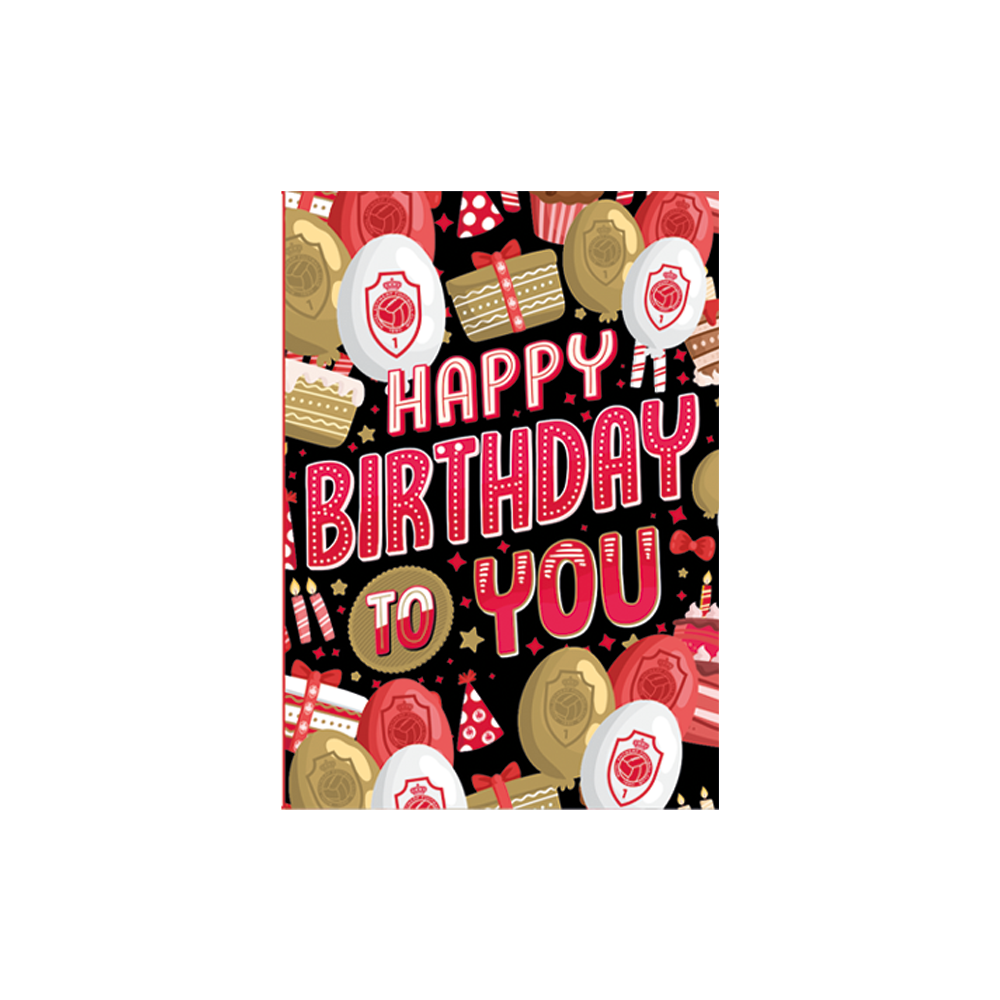 RAFC Verjaardagskaarten (6 stuks)-3