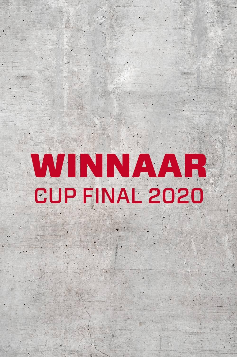 CUP WINNER 2020-1
