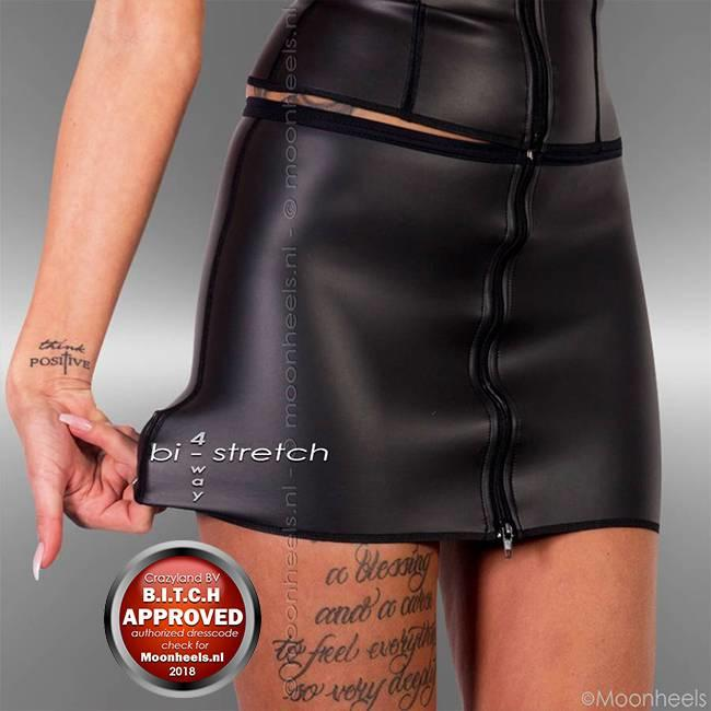 a1bd31d159e66d Kinky dress neoprene (rubber) for B.I.T.C.H @ Moonheels - moonheels