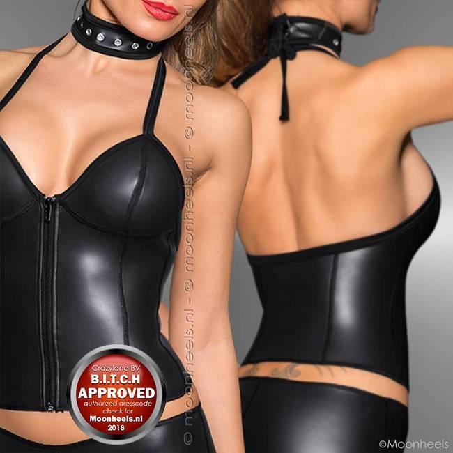 Kinky top neoprene (rubber)
