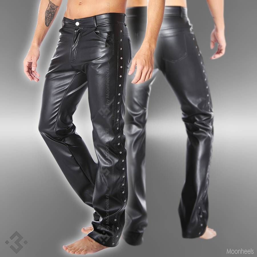 Kinky men's trousers for Bitch or Wasteland party @ Moonheels