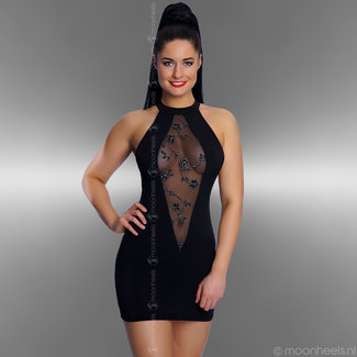 Sensuele en classy club jurk Sienna