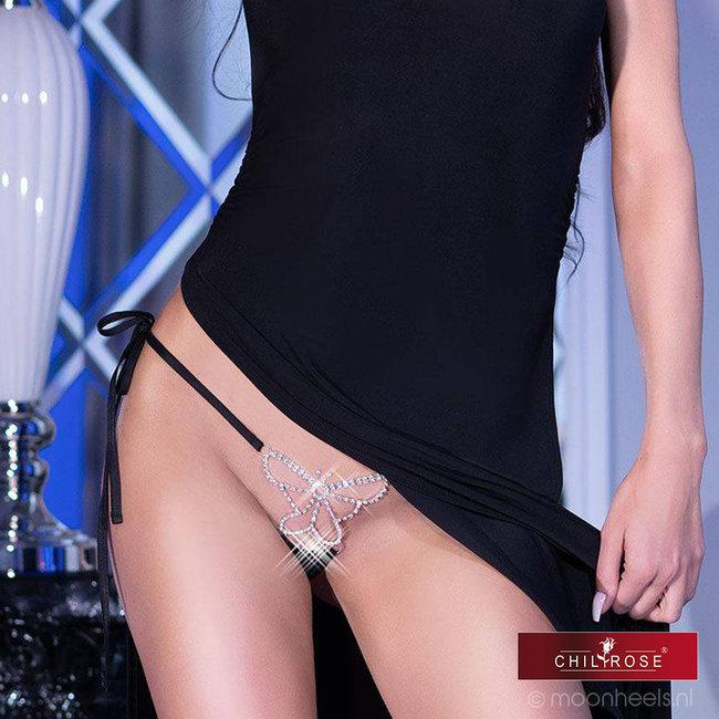 Sexy strass string