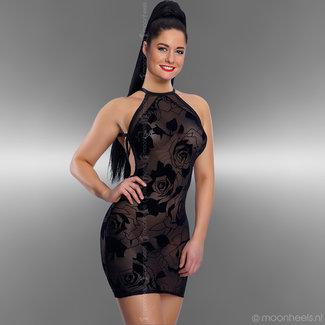 "Sensual high-class lingerie dress ""Rosa Classico"""