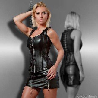 """Black Temptation"" corset"