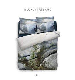 Heckett & Lane HNL Refined Satin Dekbedovertrek Dewy