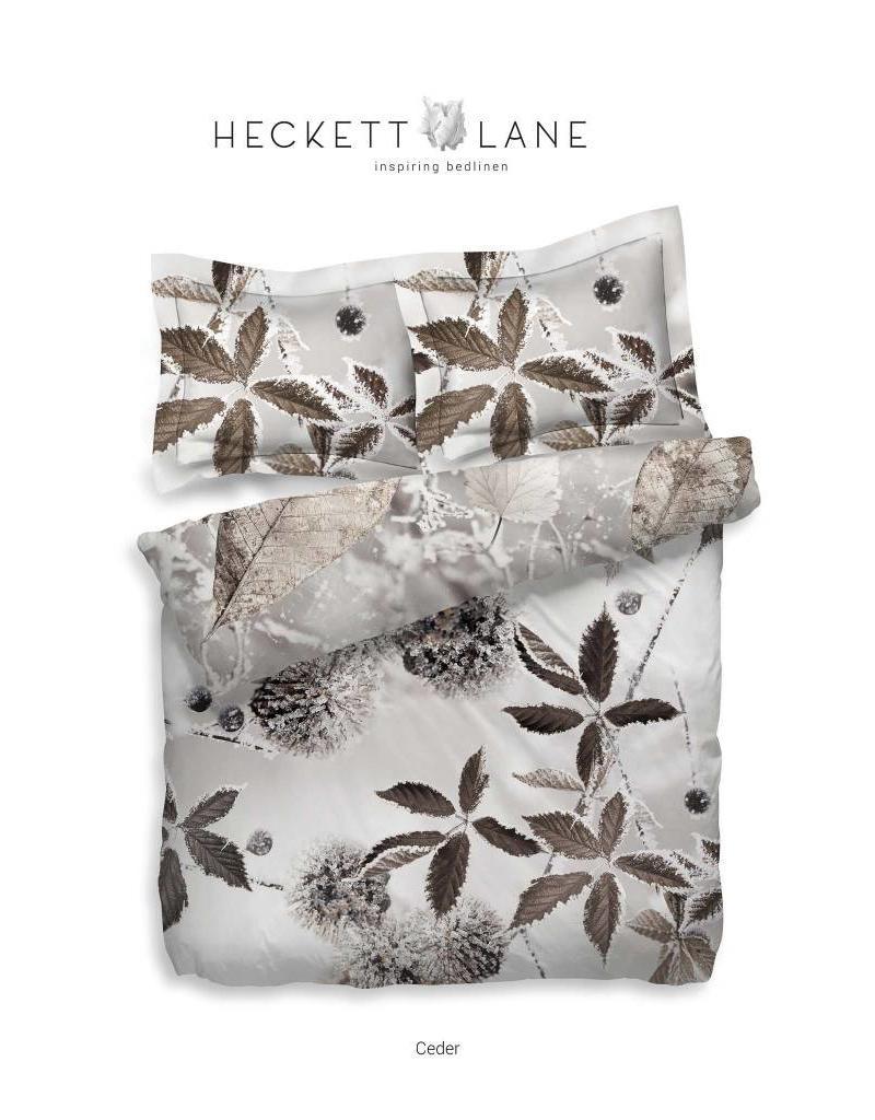 Heckett & Lane HNL Refined Satin Ceder Dekbedovertrek
