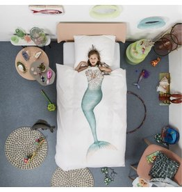 Snurk Snurk Mermaid Dekbedovertrek