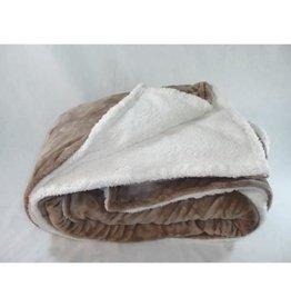 Unique Living Unique Living plaid fleece / Lammy