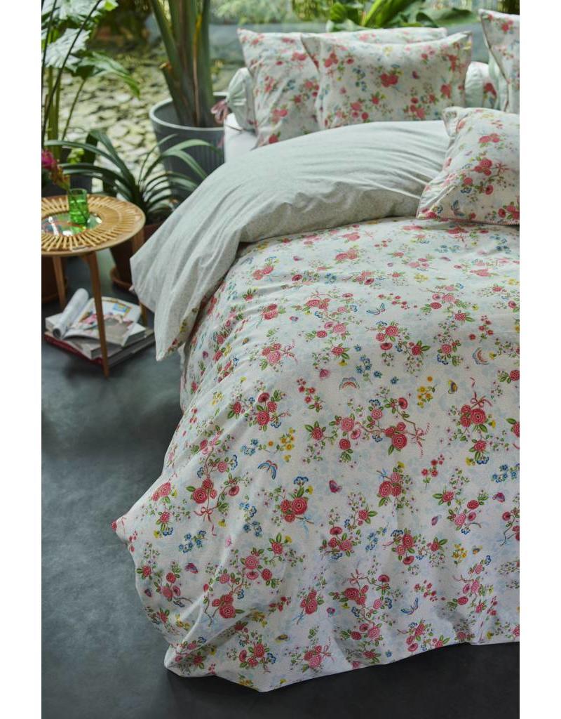 Pip Studio Pip Studio Chinese Rose Bouquet Dekbedovertrek