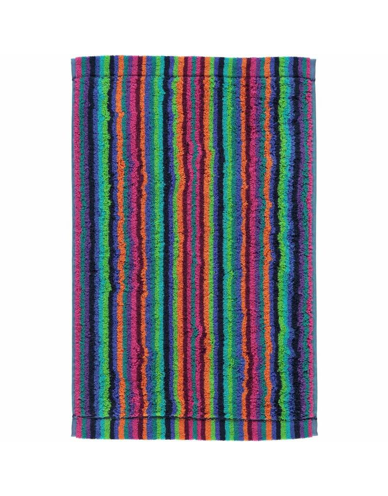 Cawö Cawo Lifestyle Streifen Handdoek