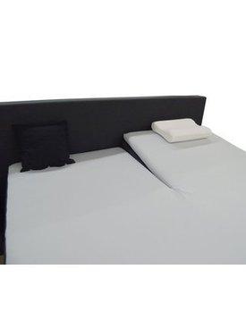 Schlafgut Splittopper Hoeslaken Jersey Elasthan 180/200-200/220