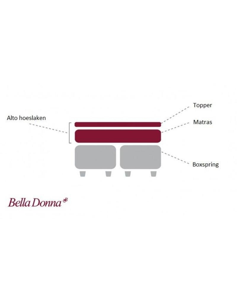 Bella Donna Bella Donna Alto Boxspringhoeslaken Lits-Jumeaux