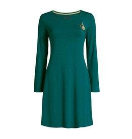 Essenza Essenza Elm Uni Nightdress long sleeve Emerald L