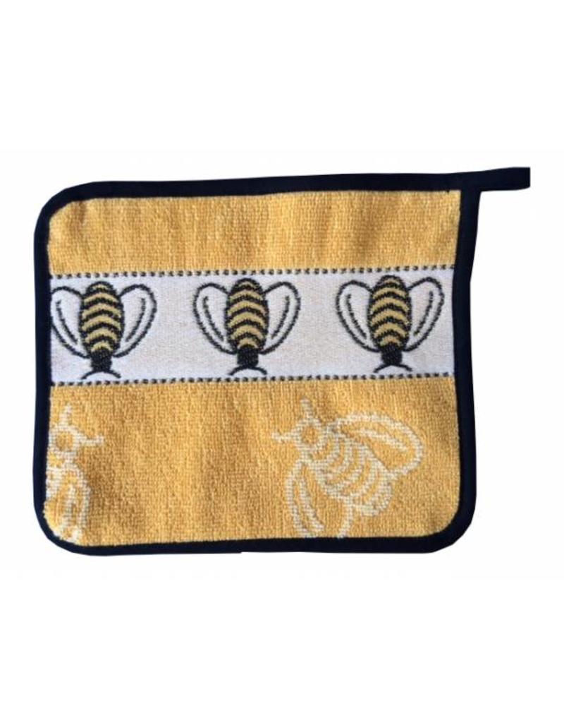 Elias Elias pannenlap Bee geel