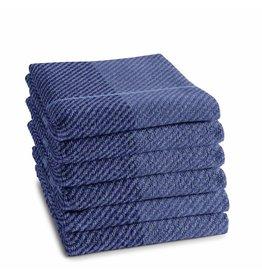 DDDDD DDDDD Keukendoek Blend 50x55 violet blue