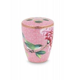 Pip Studio Pip Studio tandenborstel houder Floral Good Morning Pink