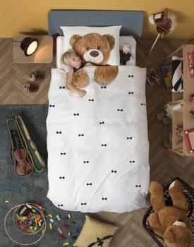 Snurk beddengoed Teddy dekbedovertrek 140x200/220