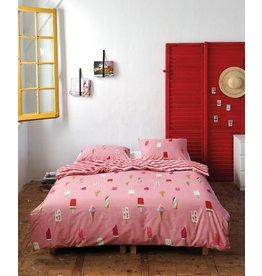 Covers & Co Covers & Co dekbedovertrek Copa pink