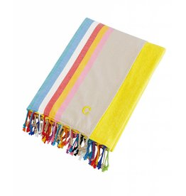 Cawö Cawo hamamdoek Viva multicolor 90x180