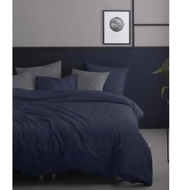 Damai Damai dekbedovertrek Stray midnight-blue