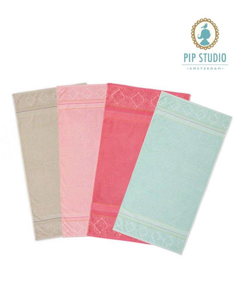 Pip Studio Pip Studio handdoek Soft Zellige 55x100