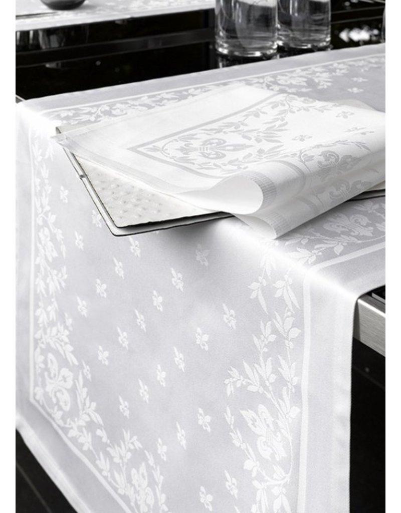 De Witte Lietaer De Witte lietaer tafellaken lilium wit
