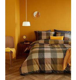 Beddinghouse Beddinghouse dekbedovertrek Beckett geel