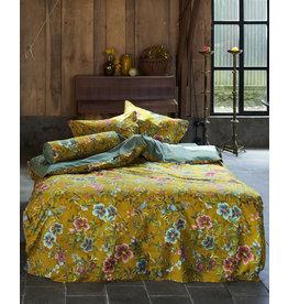 Pip Studio Pip Studio dekbedovertrek Floral Delight geel