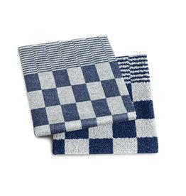 DDDDD DDDDD keukendoek Barbeque blauw 50x55 (per stuk)
