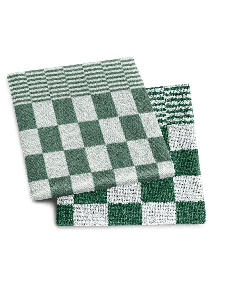 DDDDD DDDDD keukendoek Barbeque groen 50x55 (per stuk)