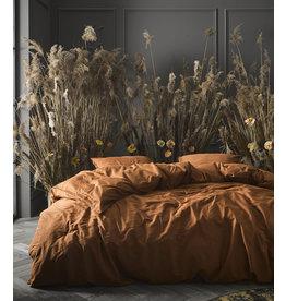 Essenza Essenza dekbedovertrek Minte leather-brown