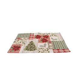 Sander Sander placemat X-mas patch