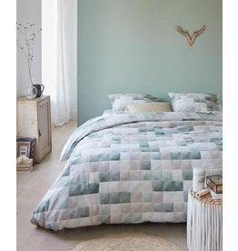Ariadne at Home ARIADNE dekbedovertrek Colours Blue Green
