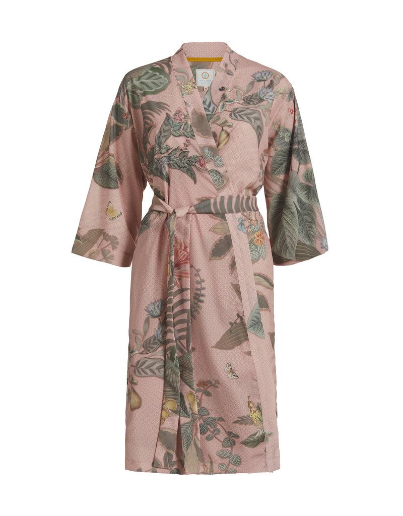 Pip Studio Pip Studio kimono Naomi Jambo Flower pink