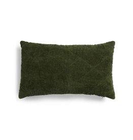 Essenza Essenza sierkussentje Billie 30x50 dark-green