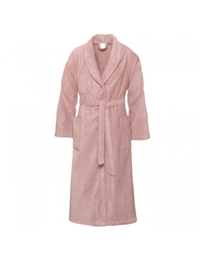 Vandyck Vandyck badjas Prestige sepia-pink