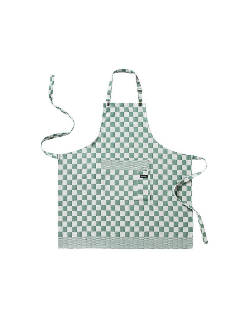 DDDDD DDDDD keukenschort Barbeque 90x85 groen