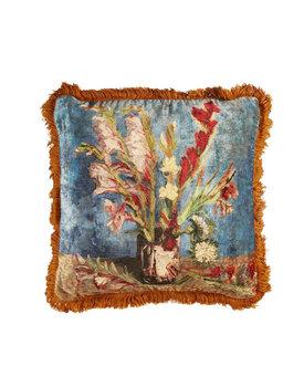 Beddinghouse x Van Gogh Museum Gladiolus Multi sierkussen