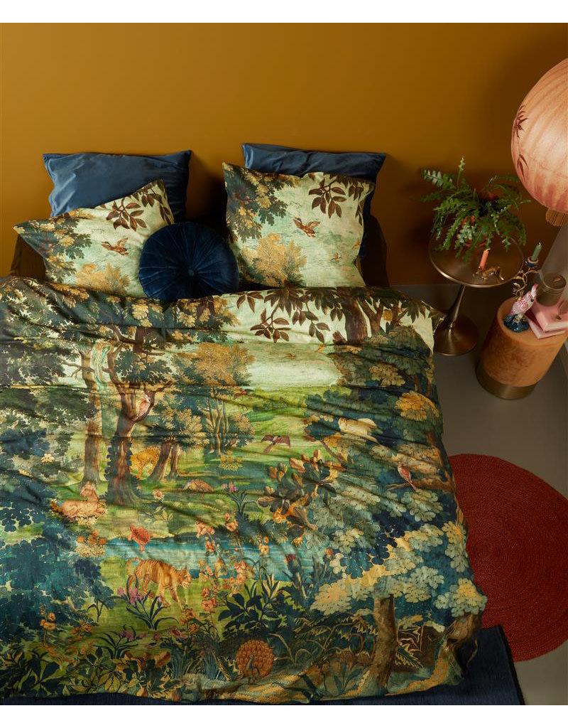 At Home dekbedovertrek Idyllic groen