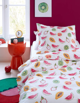 Beddinghouse Kids dekbedovertrek Tutti Frutti