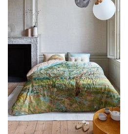 Beddinghouse Beddinghouse x Van Gogh dekbedovertrek Orchard naturel