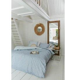 Riviera Maison dekbedovertrek Isle of Wight blue
