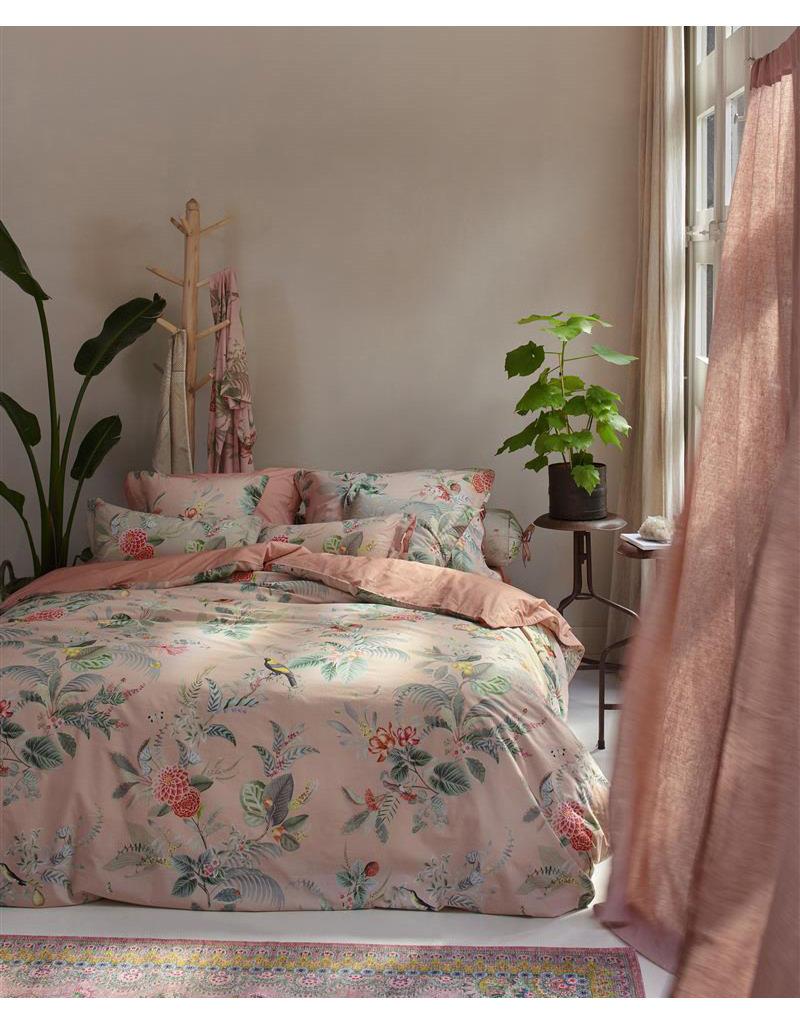 Pip Studio Pip Studio dekbedovertrek Floris roze